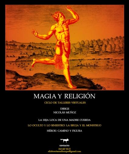 MAGIA Y RELIGIÓN